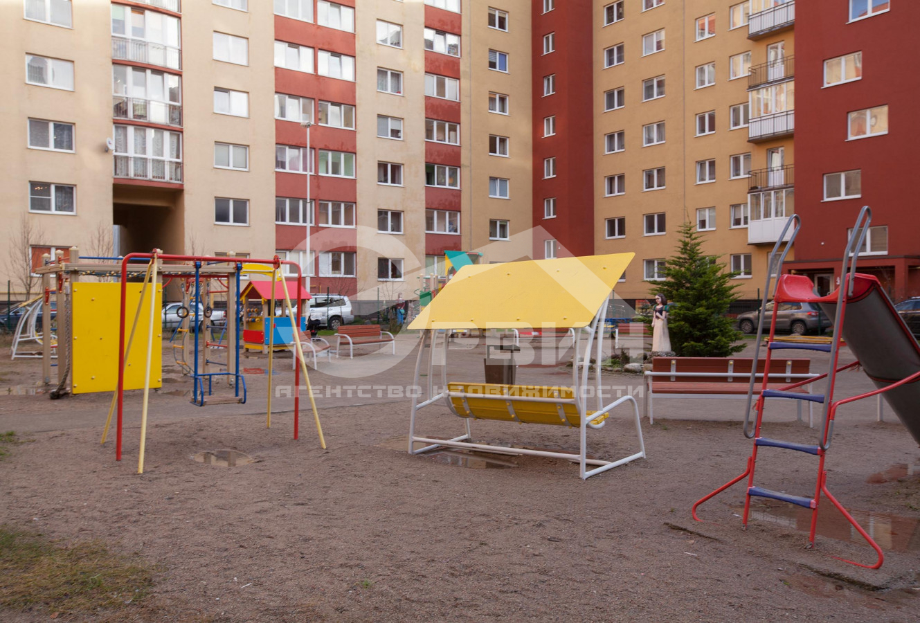 1-комнатная квартира Майский, Переулок, 5, Калининград